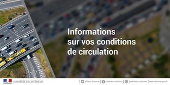 Info trafic routier