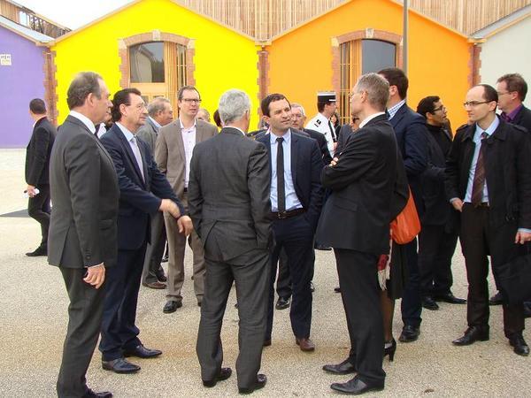 Dsc09229 visite de beno t hamon ev nements for Commerce exterieur gouv fr