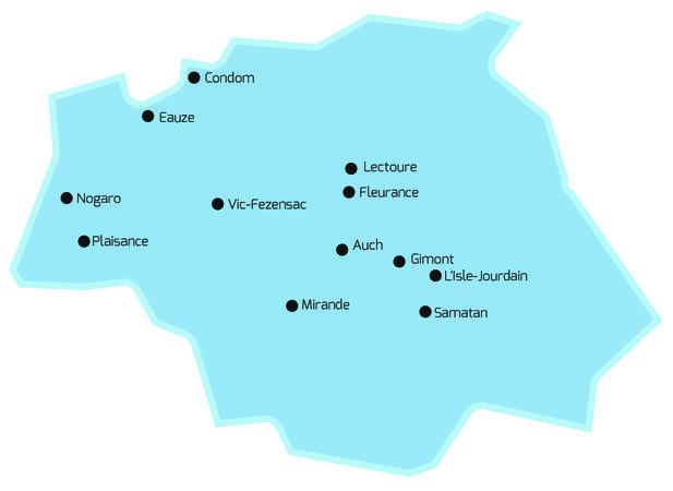 CNI - Mairies